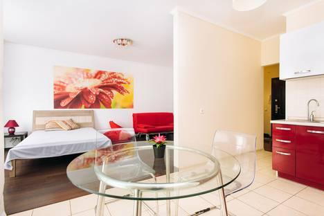 Сдается 1-комнатная квартира посуточнов Верхней Пышме, улица Бажова, 68.