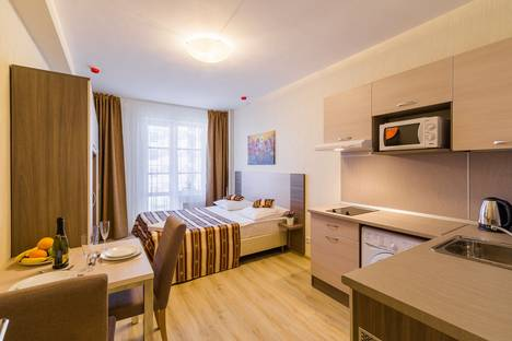 Сдается 1-комнатная квартира посуточно в Санкт-Петербурге, Пулковское шоссе дом 14 е.