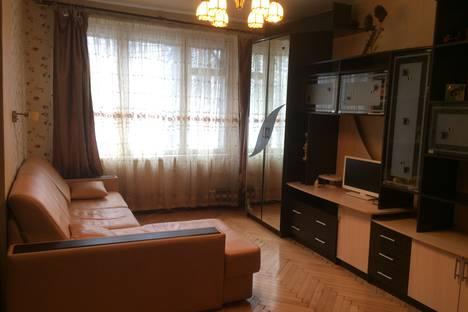 Сдается 1-комнатная квартира посуточнов Реутове, Сиреневый бульвар 27.