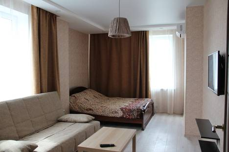 Сдается 1-комнатная квартира посуточно в Аксае, улица Мира 1А.