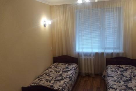 Сдается 2-комнатная квартира посуточно в Пинске, ул. Иркутско-Пинской Дивизии.