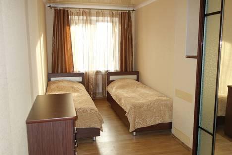 Сдается 2-комнатная квартира посуточно в Полоцке, проспект Франциска Скорины 23.