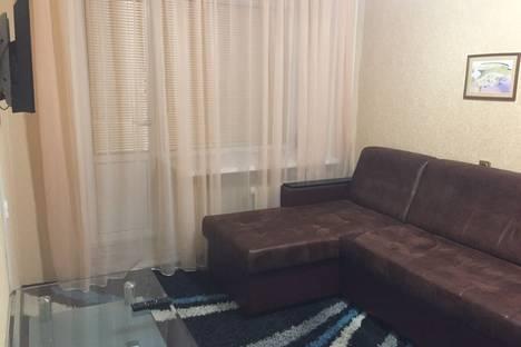 Сдается 1-комнатная квартира посуточно в Печоре, улица Русанова 3.