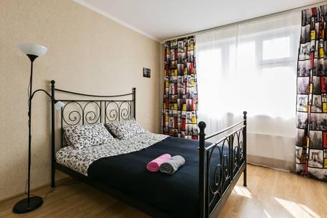 Сдается 1-комнатная квартира посуточно в Красногорске, Спасо-Тушинский бульвар 5.