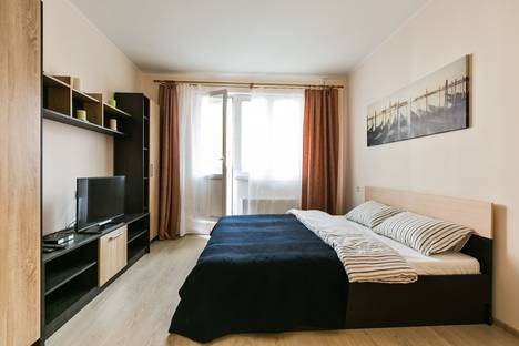 Сдается 1-комнатная квартира посуточно в Химках, Сходненская улица 27.