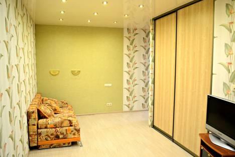Сдается 1-комнатная квартира посуточнов Перми, Петропавловская улица, 46.