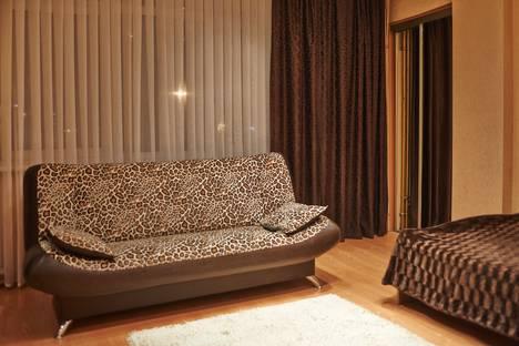 Сдается 1-комнатная квартира посуточно в Иркутске, улица Байкальская 107а/6.