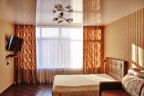 Сдается 1-комнатная квартира посуточно в Иркутске, Байкальская улица 244/2.