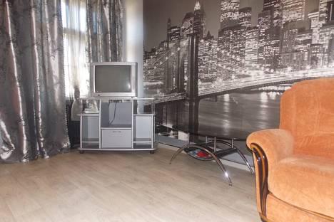 Сдается 1-комнатная квартира посуточно в Борисове, проспект Революции 28.