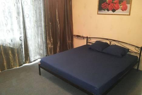 Сдается 1-комнатная квартира посуточно в Донецке, проспект Ильича27.