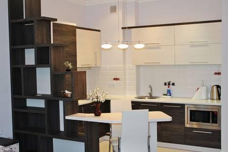 Сдается 1-комнатная квартира посуточно в Кишиневе, Кишинёв,ул.Лев Толстой 27.