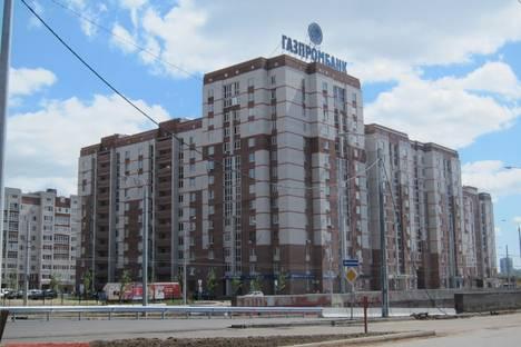 Сдается 2-комнатная квартира посуточнов Казани, Чистопольская улица, 64.