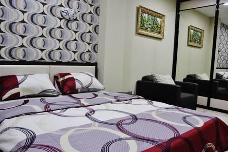 Сдается 2-комнатная квартира посуточно в Кишиневе, Bulevardul Ștefan cel Mare, 124А.