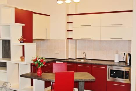 Сдается 1-комнатная квартира посуточно в Кишиневе, ул Лев Толстой 27.