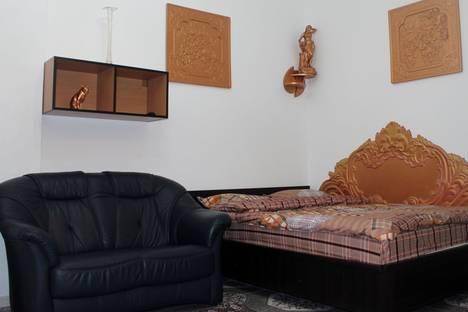 Сдается 1-комнатная квартира посуточнов Кишиневе, Кишинёв, проспект Штефана чел Маре 124а.