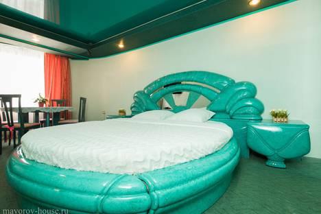 Сдается 2-комнатная квартира посуточно в Нижнем Новгороде, улица Горького Максима, 140.