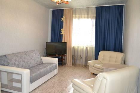 Сдается 2-комнатная квартира посуточно в Норильске, проезд Котульского 10.