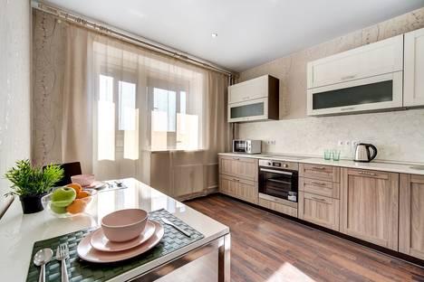 Сдается 1-комнатная квартира посуточнов Санкт-Петербурге, улица Шкапина, 9-11.