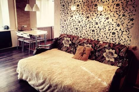 Сдается 1-комнатная квартира посуточнов Уфе, Шафиева, 12.