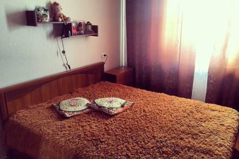 Сдается 1-комнатная квартира посуточнов Уфе, Проспект октября 63/3.