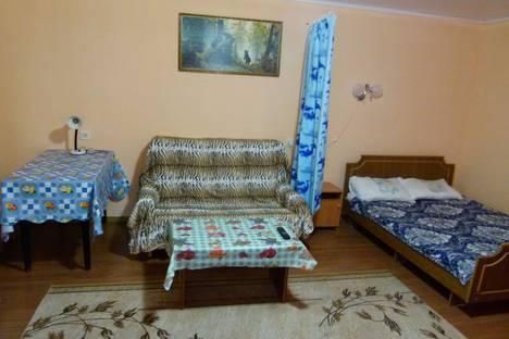 Сдается 1-комнатная квартира посуточно в Евпатории, 17 Красноармейская улица.