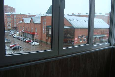 Сдается 1-комнатная квартира посуточно в Дмитрове, улица оборонная 30.