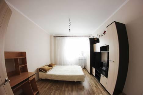 Сдается 1-комнатная квартира посуточно в Сургуте, улица Маяковского 33/2.