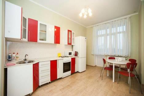 Сдается 1-комнатная квартира посуточнов Тюмени, Малыгина 90.