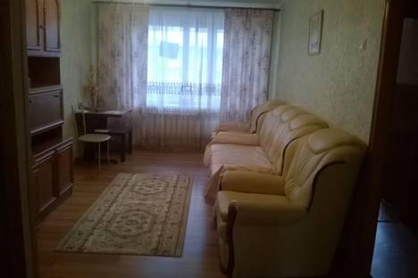 Сдается 2-комнатная квартира посуточно в Домодедове, ул. Ломоносова, 14.