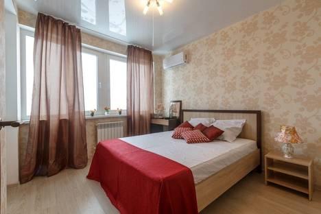 Сдается 1-комнатная квартира посуточно в Самаре, улица Луначарского, 5.