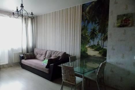 Сдается 1-комнатная квартира посуточно в Дмитрове, ул. Оборонная, д.30.