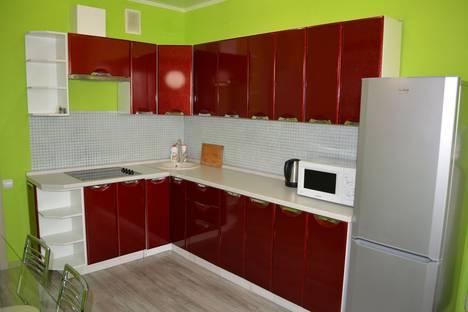Сдается 1-комнатная квартира посуточнов Орле, ул. Карьерная д.24.