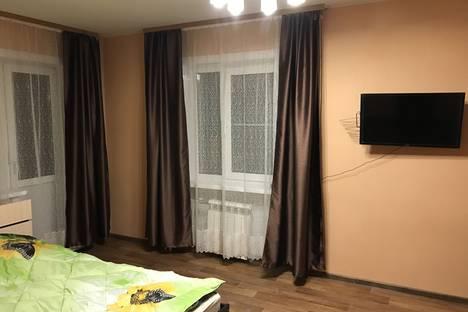 Сдается 1-комнатная квартира посуточно, улица Марата 15/2.