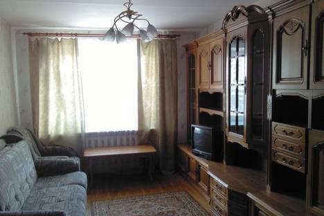 Сдается 1-комнатная квартира посуточнов Солигорске, улица Ленина 40.