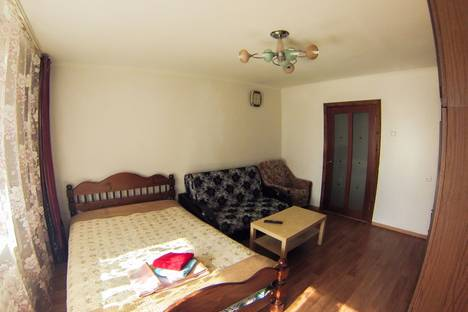 Сдается 1-комнатная квартира посуточно в Калуге, улица Герцена 17.