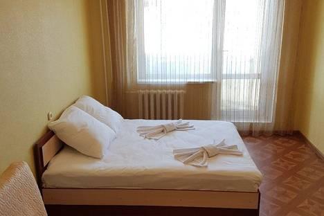 Сдается 1-комнатная квартира посуточнов Перми, улица Елькина, 41.