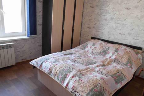 Сдается 2-комнатная квартира посуточно в Сызрани, Красногвардейская улица, 2.