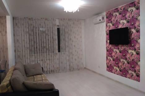 Сдается 2-комнатная квартира посуточнов Воронеже, улица Ворошилова 1в.
