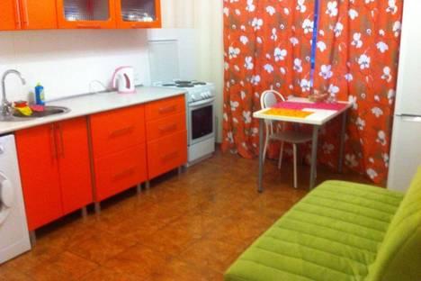Сдается 1-комнатная квартира посуточно в Бердске, микрорайон радужный 4 Бердск.