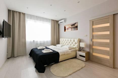 Сдается 1-комнатная квартира посуточно в Москве, улица Новотушинская 6.