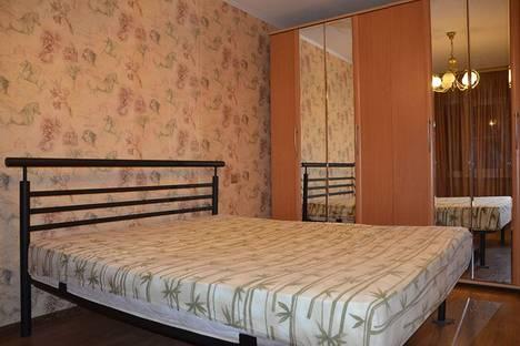 Сдается 3-комнатная квартира посуточно в Череповце, Вологодская улица, 26.