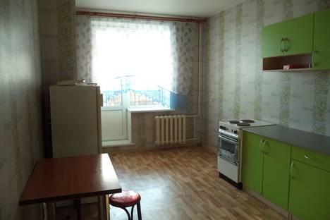 Сдается 1-комнатная квартира посуточнов Прокопьевске, Весенняя улица, 24.
