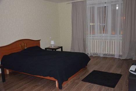Сдается 1-комнатная квартира посуточно в Череповце, проспект Шекснинский, 49.