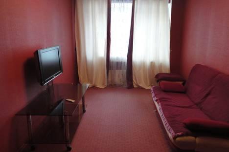 Сдается 2-комнатная квартира посуточно в Сыктывкаре, ул. Коммунистическая, 31.