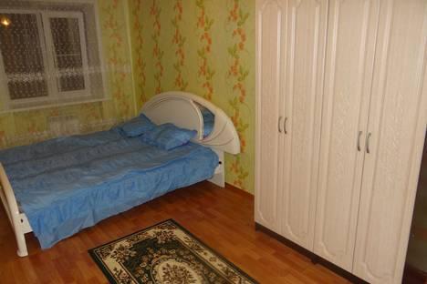 Сдается 2-комнатная квартира посуточнов Барнауле, проспект Ленина, 108.