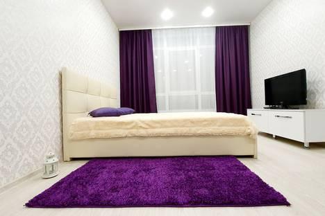 Сдается 1-комнатная квартира посуточно в Кемерове, Притомский проспект, 25к2.