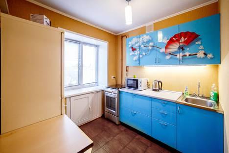 Сдается 2-комнатная квартира посуточно в Кемерове, Кирова улица, 49.