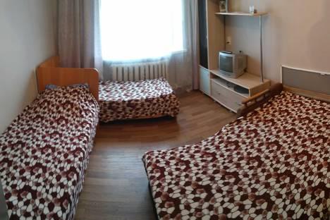 Сдается 1-комнатная квартира посуточно в Ульяновске, Отрадная улица, 74.