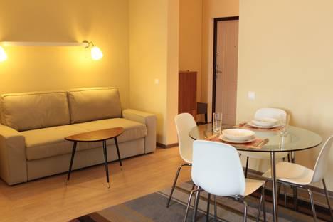 Сдается 2-комнатная квартира посуточно в Сочи, улица Виноградная 22/1 литБ.