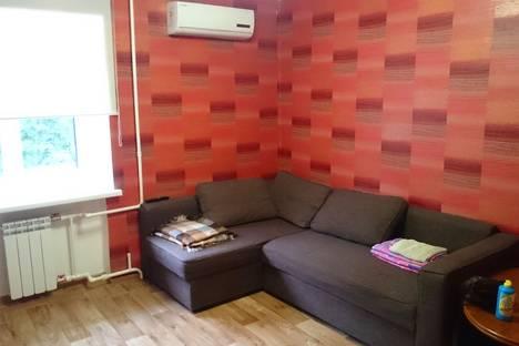 Сдается 1-комнатная квартира посуточнов Омске, Карла Маркса проспект, 48А.
